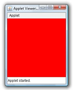 Set Background Color Of an Applet Window Example | Java Examples ...